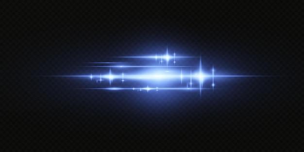 Introductie van de effecten van neonlichtsets