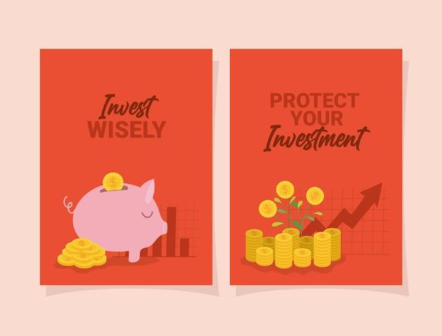 Investeringen beschermen kartels