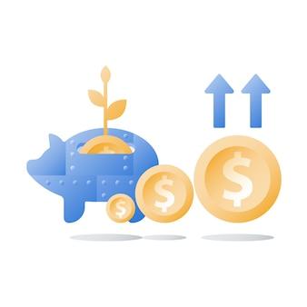 Investeringsstrategie op lange termijn