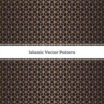 Islamitisch naadloos patroon