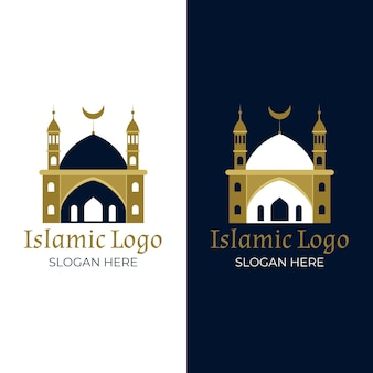 Islamitische logo-collectie