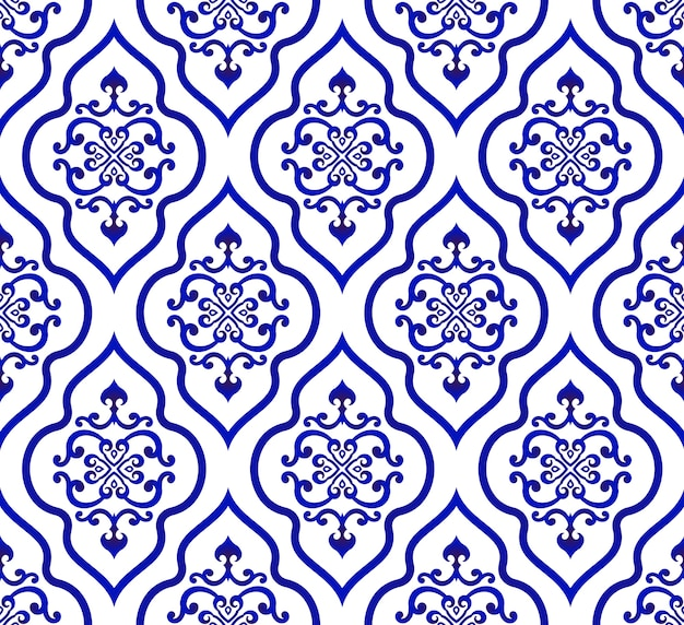 Islamitische patroon vector
