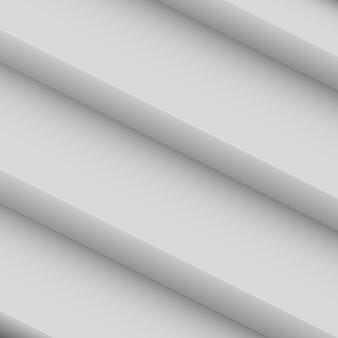 Isometrisch beeld. stappen zijn opgesteld, omlaag, volumestappen. alle items zijn isometrisch. beeld.