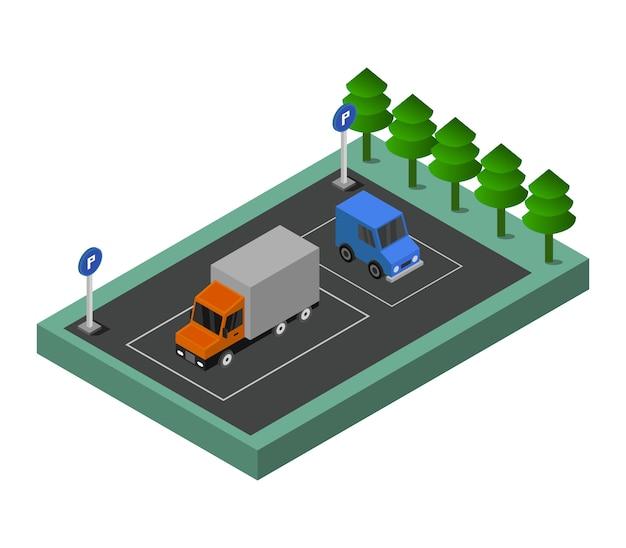 Isometrisch parkeren