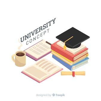 Isometrisch universitair concept