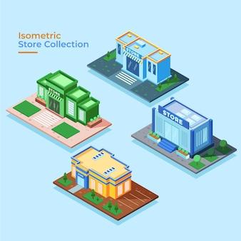 Isometrisch winkelpakket