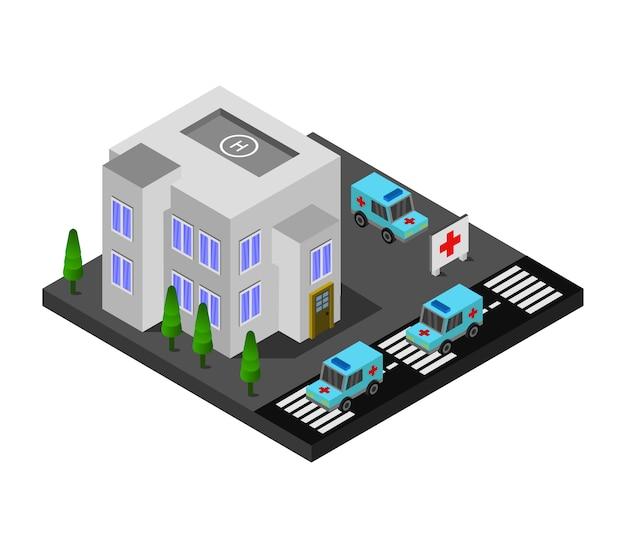 Isometrisch ziekenhuis