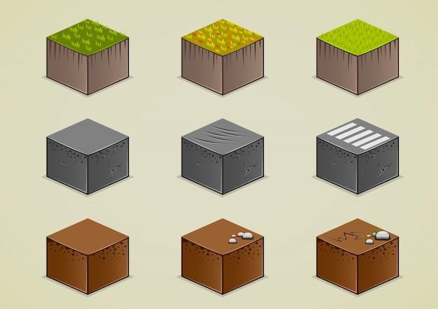 Isometrische grondverzameling