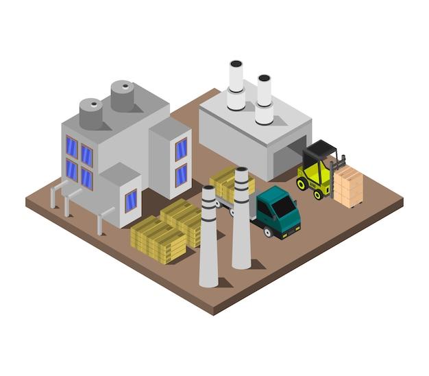 Isometrische industrie