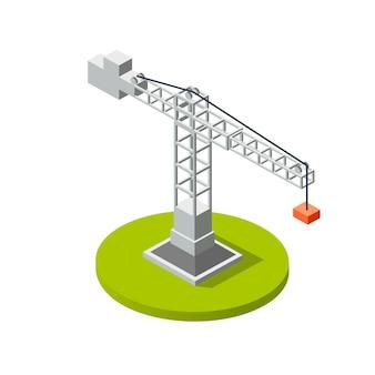 Isometrische kraanindustrie