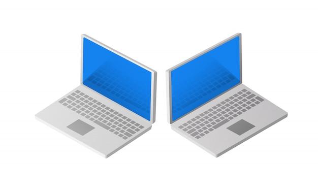 Isometrische personal computer