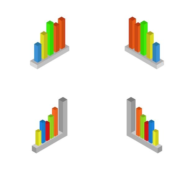 Isometrische staafdiagram