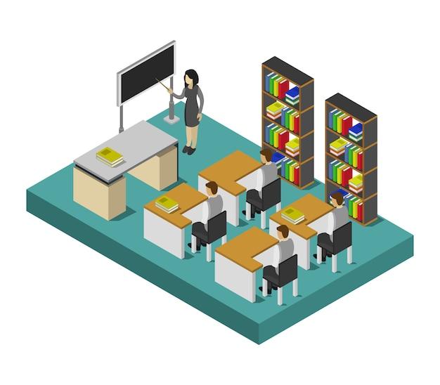 Isometrische universiteitsruimte