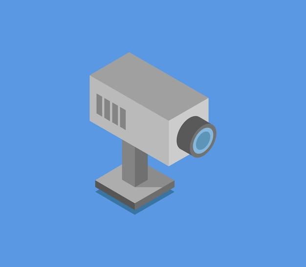 Isometrische videobewaking