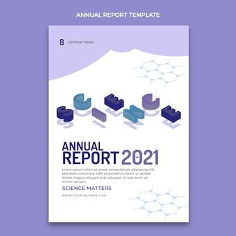 Isometrische wetenschap jaarverslag