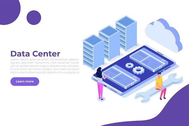 It-beheerders serverbanner