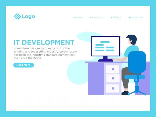It-ontwikkeling