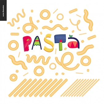 Italiaans restaurant pasta