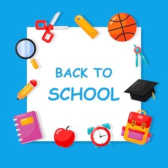 Items terug naar schoolonderwijs