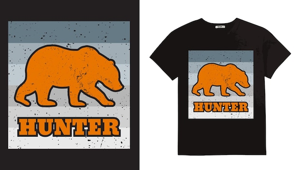 Jacht silhouet ontwerp voor t-shirt
