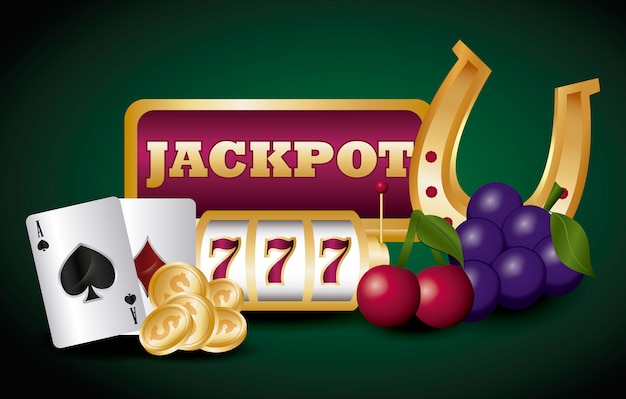 Jackpot en casino