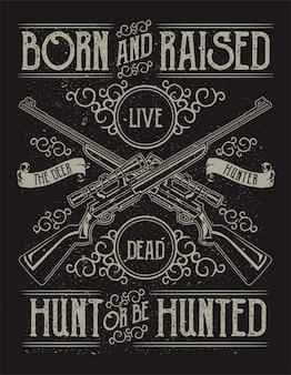Jagen of gejaagd worden