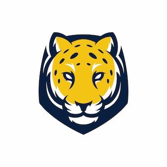 Jaguar - vector logo / pictogram illustratie mascotte