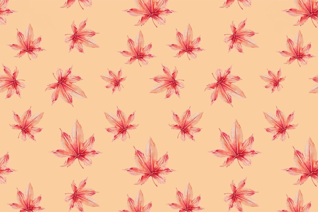 Japanse bloemmotief achtergrond, remix van kunstwerken van megata morikaga