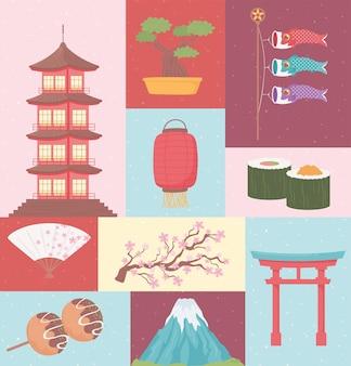 Japanse cultuurset