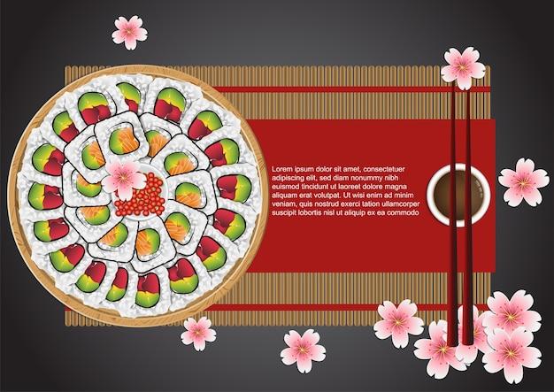 Japanse voedingsset