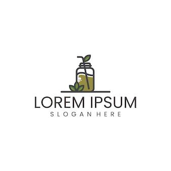 Jar logo ontwerp