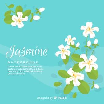 Jasmijn achtergrond