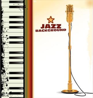 Jazz achtergrond