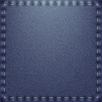 Jeans achtergrond ontwerp
