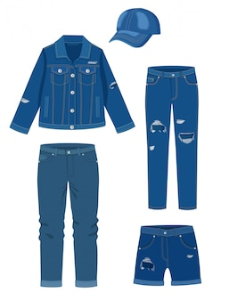 Jeans kleding