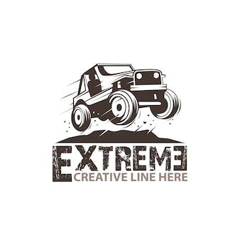 Jeep extreem