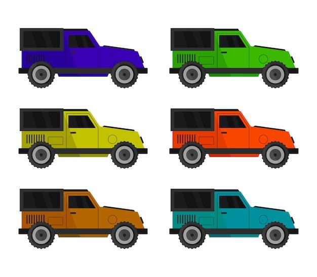 Jeep set