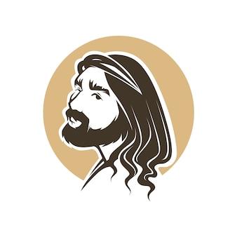 Jezus christus portret