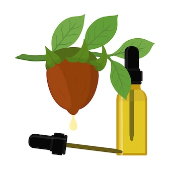 Jojoba biologische olie