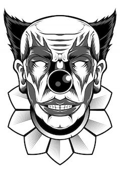 Joker gezicht