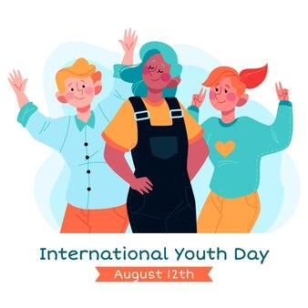 Jongerendag met jongeren
