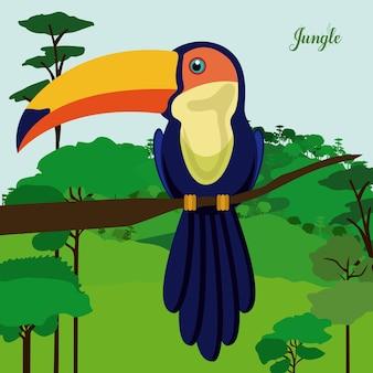 Jungle ontwerp
