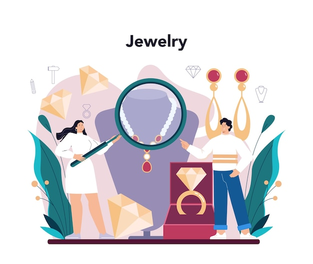 Juwelier concept