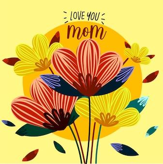 Kaart happy mothers day