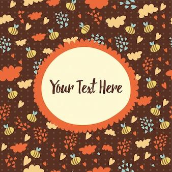 Kader voor uw tekst