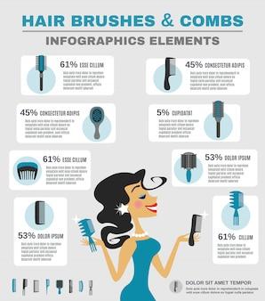 Kam infographics set