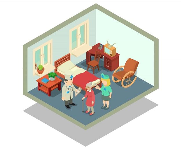 Kamer concept scène