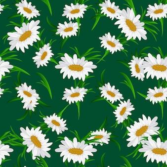 Kamille patroon