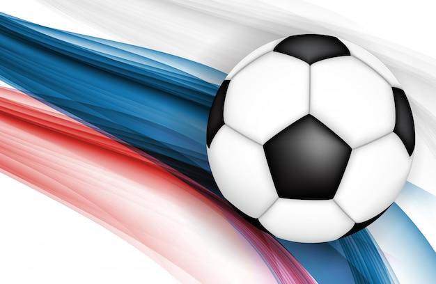 Kampioenschap voetbal achtergrond