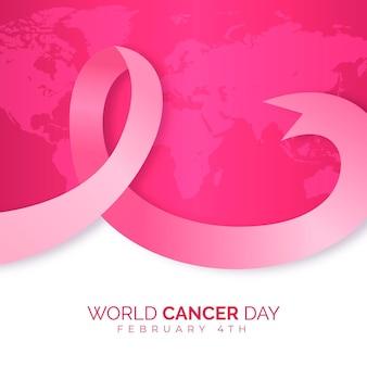 Kankerdaggebeurtenis met een verloop
